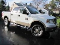 "Ford F150 Stock Wheels 18"" (2005 Lariat Supercrew) BF"