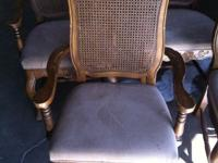 Set of 6 Chairs for Dining Room or any room. Great