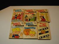 Offering this Set of Dennis the Menace Paperback Books
