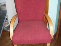 Very nice set of 6 Dining room Chairs. Very good