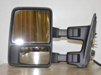 MIRRORS FORD SUPER DUTY 2009-2013 F250 F350 F450 F550