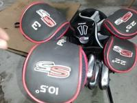 I bought this set of clubs a couple of years back and