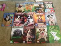 12 Books  Shadow Patches Rascal Muttley Buddy Maggie