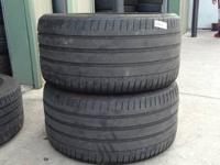 I have a set of used 29533ZR20 (2953520, 29535R20, 295