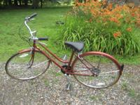 Set of Two Vintage Schwinn World Tourist Bicycles  One