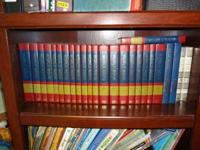 I am selling a set of 1980 World Book Encyclopedias for