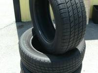 available for sale a 4-tire set just, size 215/60 R16,