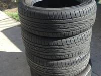 I have a set of four VERY NICE used 24560R18 18 inch (