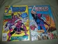 Today we have for you a Set of 2 AVENGERS SPOTLIGHT