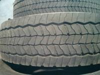 I have a set of six used 19.5 inch Continental tires