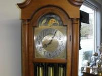 I have a beautiful Seth Thomas Grandfather clock for