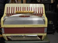 Settimio Soprani Accordion Contino Model Made In Italy