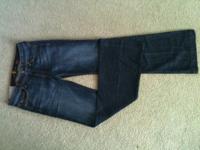 Brand new seven for all mankind jeans, style dojo. Dark