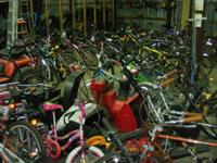 I have some adult and kids bikes for 15.00 - 45.00  You