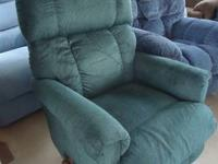 I have several recliners, mainly LAZBOY's including a