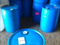 A number of 55 gallon Food Grade Barrels readily