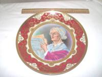 "I have a very nice ""Sevres style"" porcelain portrait"