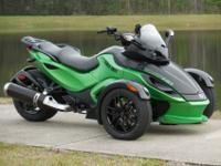 12 Can Am Thanks for checking out this 2012 Can Am RSS