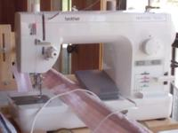 for sale quilting machine with 10ft table and quilt