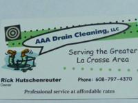 SEWER LINE CLEANING DRAIN CLEANING And Pipe thawing