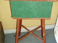 "Measures 15"" wide x 15"" deep x 29"" high Good Condition,"