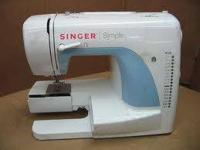 Singer Sewing Machine Model:3116 Please Call or Text me