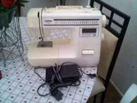 Its a Brother XL-3030 Sewing Machine. Its in great