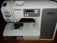 Brother Sewing machine. Project Run Way limited Edition