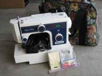 Necchi sewing machine....2006 model....comes with