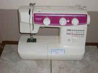 BROTHER Sew Machine Assorted Stitches Like new! Asking