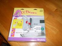 Brand new sewing machine LED light with magnifier.