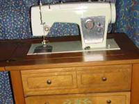 Kenmore Sewing Machine 100.00.  Location: AVL +