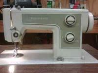 Kenmore Sewing Machine. I have had it stored up for a