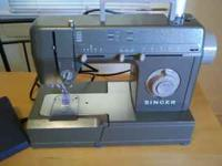 I Have A Singer Sewing Machine For Sale For