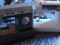 Sewing Machines Singer & Brother XL 5500.  Location: