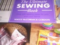 Sewing, quilting, and crafts books include The