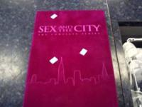 Sex and the City DVD the complete series! $64.99. In