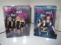 Sex and the City Seasons 1 and 2 HD DVD / HBO Series /