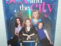 Sex & the City Season 2 DVD Set $10 3 DVD set Call