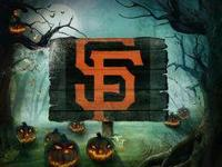 Giants vs. Padres at AT&T Park on Saturday, September