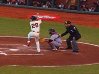OAK Athletics @ SF Giants Tickets - AT&T Park Virgin