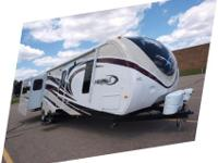 Premier Ultra Lite Travel Trailer by Bullet w/Rear