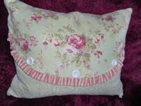 Shabby Chic Sidney K Hailey European Pillow & Sham
