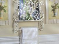 $24.99 Add classic shoddy chic design to your wall with