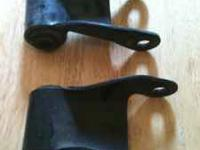 I have shackles from my 2005 chevy truck for sale. They