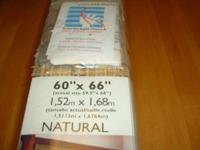 """BAMBOO SHADE measures 60"""" wide x 66"""" long. Full"""
