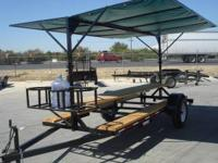 BRAND NEW SHADE TRAILER $1861 INCLUDES TAXES PERFECT