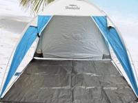 SHADEZILLA Platinum Plus Beach Shelter-- 4 Person-- UFP