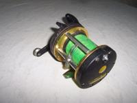 SHAKESPEARE TIDEWATER 30L CASTING REEL, 20 LB, BALL