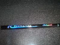 PREOWNED SHAKESPEARE TIDEWATER 7FT BOAT ROD. MEDIUM TO